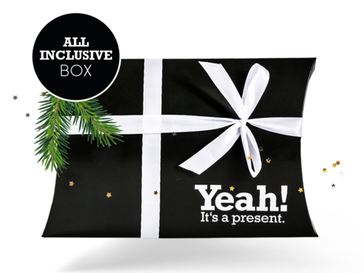 All Inclusive Weihnachtsbox
